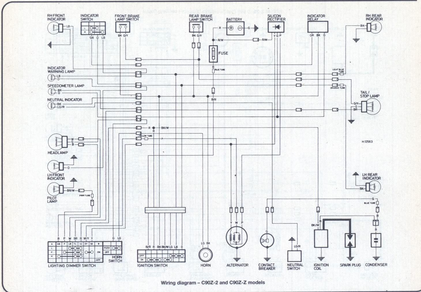 [CSDW_4250]   DS_0275] And Diagram Useful Honda Just Picture The Of Diagram E C90Zz Wiring  N Wiring Diagram | Honda C90 Wiring Diagram 6v |  | Abole Xeira Mohammedshrine Librar Wiring 101