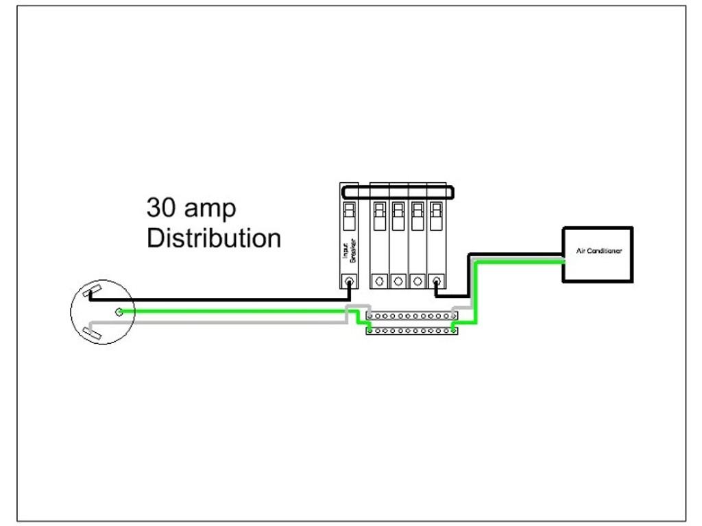 50 amp rv schematic wiring diagram wiring 30 amp rv schematic in box wiring diagram data  wiring 30 amp rv schematic in box