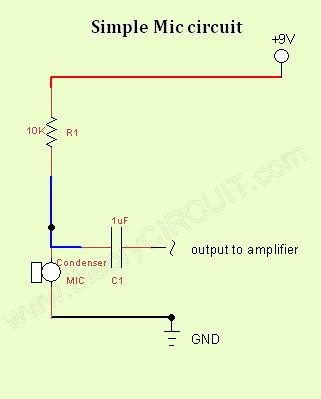 yd_4408] electret condenser microphone amplifier free diagram  norab indi mohammedshrine librar wiring 101