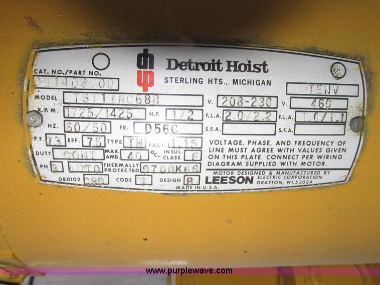 [DIAGRAM_1JK]  RT_0846] Overhead Crane Motor Wiring Diagram Wiring Diagram | Detroit Hoist Wiring Diagram |  | Denli Phot Ostr Apom Ospor Capem Numap Anal Cajos Mohammedshrine Librar  Wiring 101