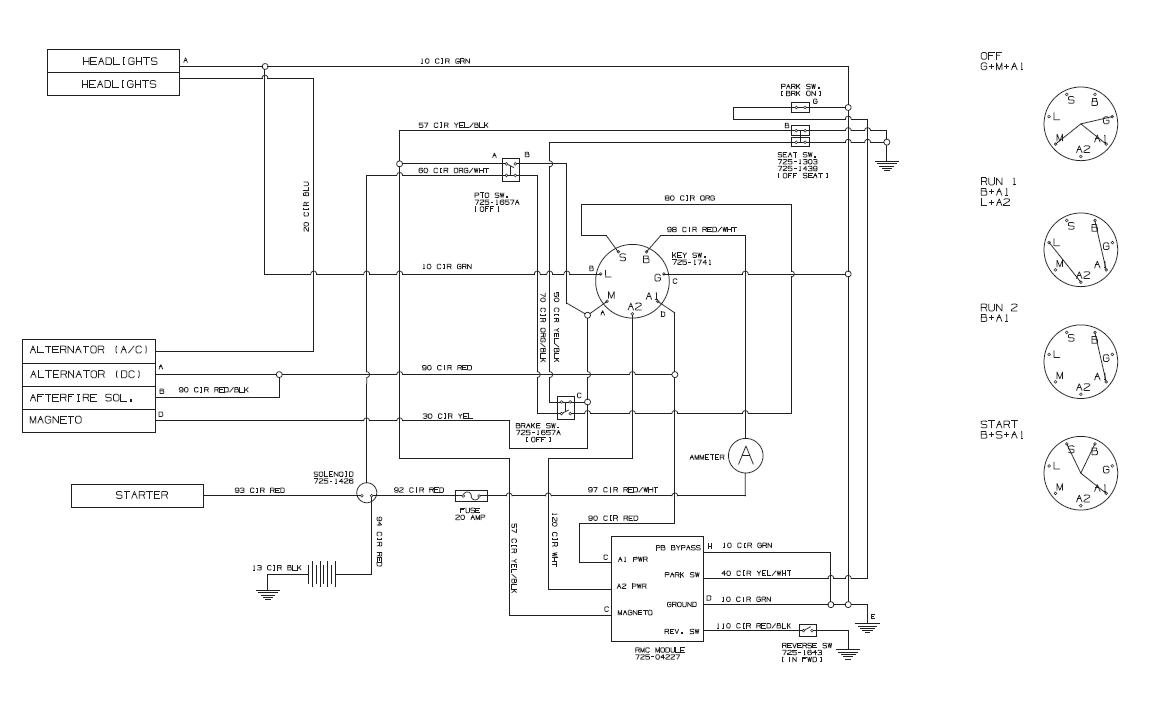 1256 Bolens Husky Wiring Diagram | Bege Wiring DiagramBege Wiring Diagram