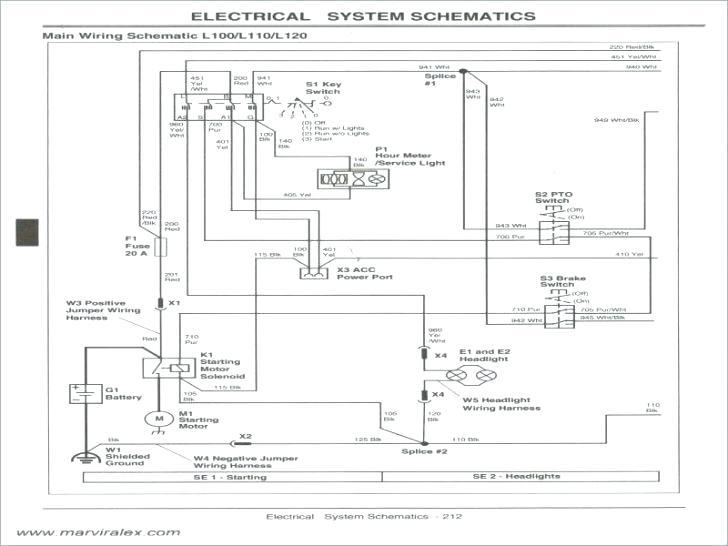 [SCHEMATICS_48DE]  LN_7437] John Deere L120 Electrical Diagram Schematic Wiring | L120 Pto Clutch Wiring Diagram |  | Inkl Aidew Illuminateatx Librar Wiring 101