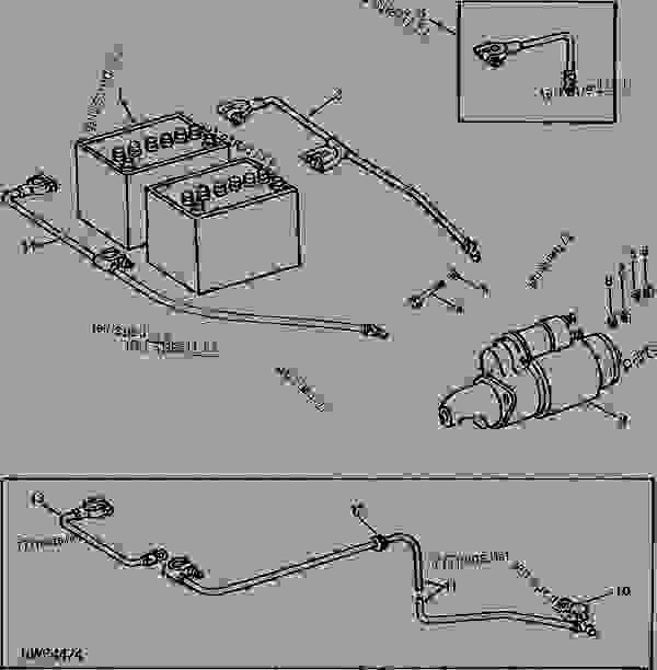 Cr 4280 1020 John Deere Wiring Diagram Free Diagram
