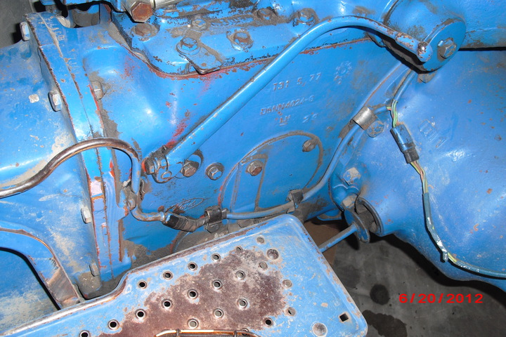 Awe Inspiring Cant Find Hydraulic Oil Check Plu Yesterdays Tractors Wiring Cloud Dulfrecoveryedborg