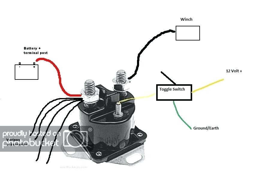 toggle switch wiring diagram solenoid xc 6906  4 post 12 volt solenoid diagram  xc 6906  4 post 12 volt solenoid diagram