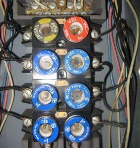 Super Electric Fuse Box Replacement Basic Electronics Wiring Diagram Wiring Cloud Hemtshollocom