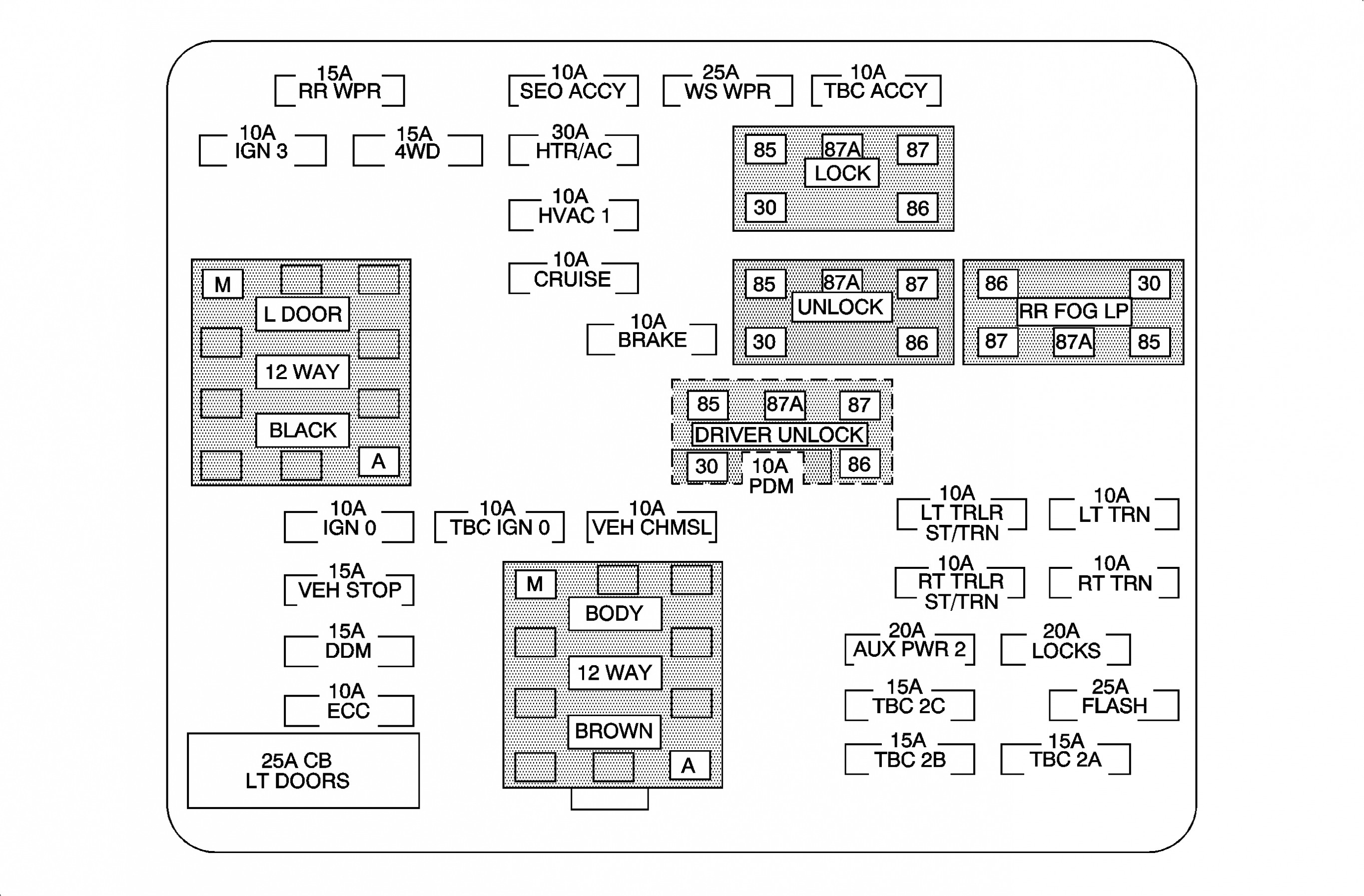 11 Chevy Silverado Fuse Box - Wiring Diagram Replace long-random -  long-random.miramontiseo.itlong-random.miramontiseo.it