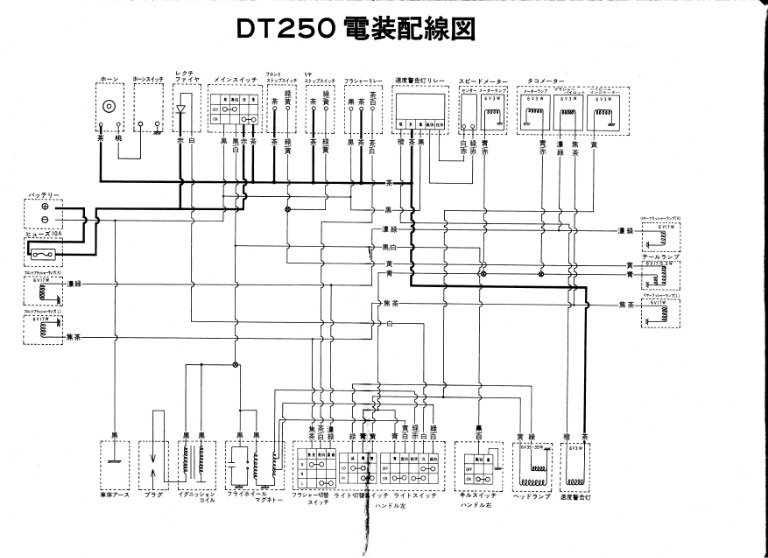 1976 Yamaha Dt 250 Wiring Diagram - Nissan Distrabtor Wiring Harness -  1990-300zx.yenpancane.jeanjaures37.fr | 1980 Dt 250 Wiring Diagram |  | Wiring Diagram Resource