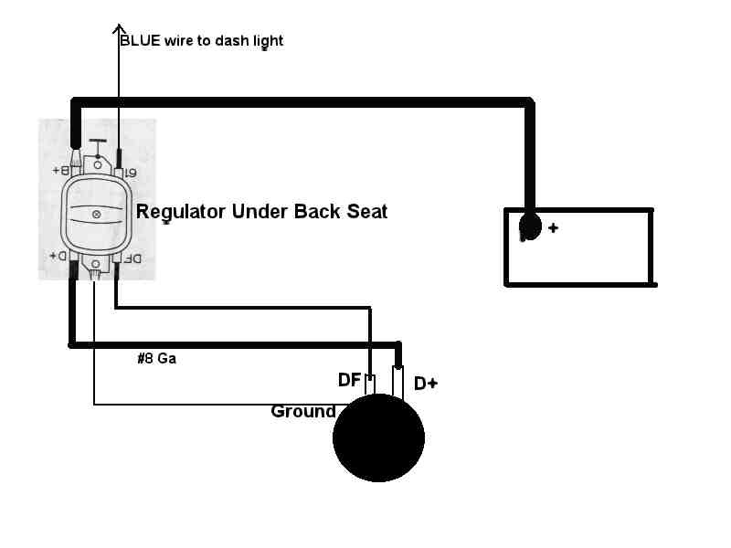 Phenomenal Vw Voltage Regulator Wiring Diagram Online Wiring Diagram Wiring Cloud Licukaidewilluminateatxorg