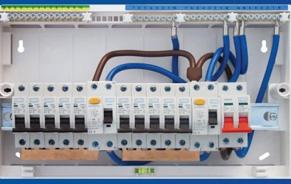 ht6716 british general consumer unit wiring diagram wiring