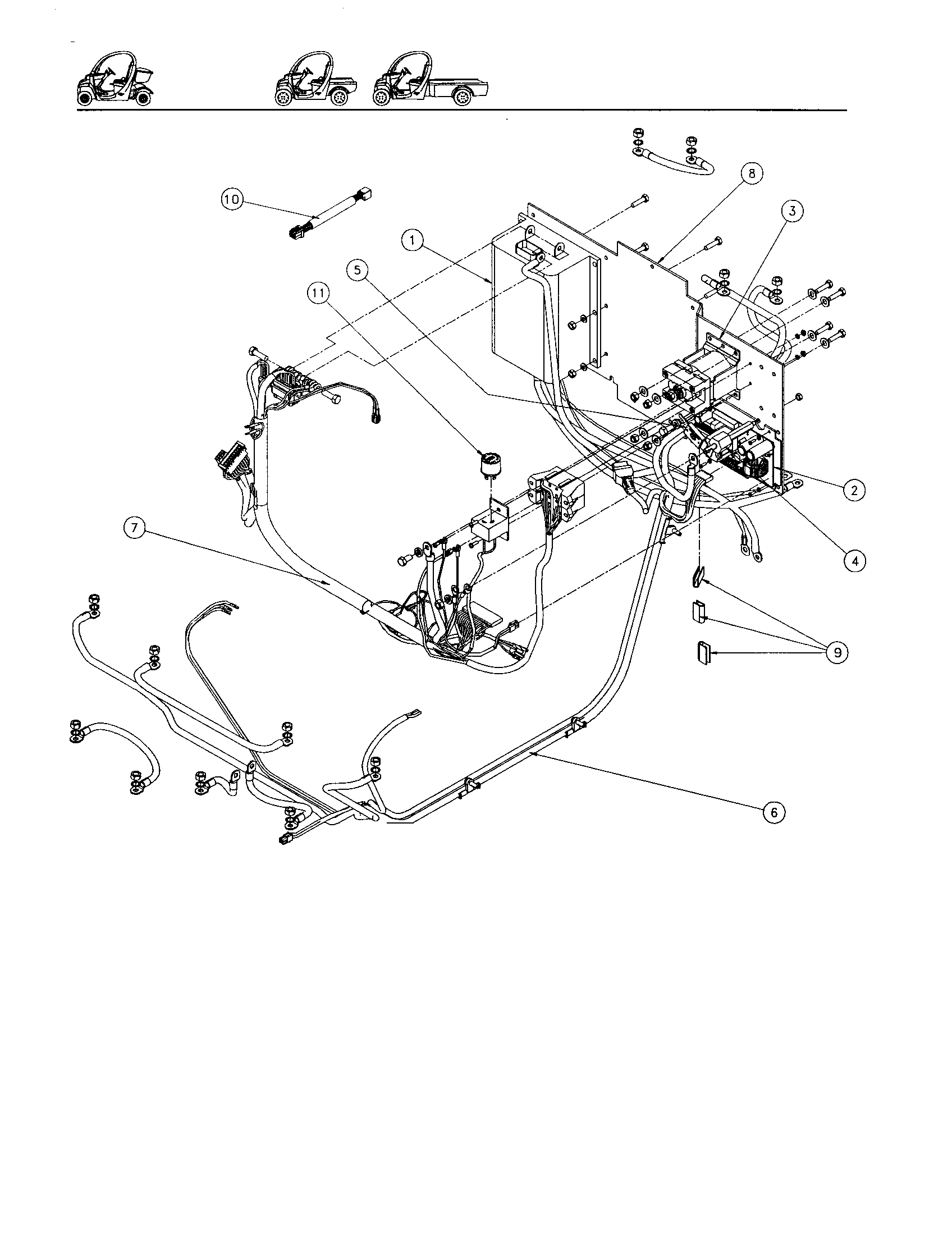 FK_3765] Electric Gem Car Wiring Diagram 2000 Schematic Wiring | Gem Golf Car Wiring Diagram |  | Exmet Ophag Trons Mohammedshrine Librar Wiring 101