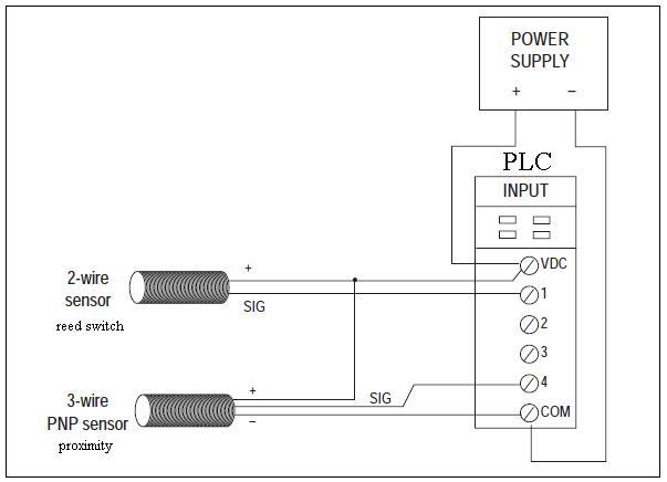 Tt 8116 2 Wire Proximity Sensor Wiring Diagram Free Diagram