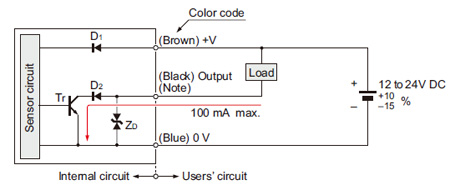 As 3745 Proximity Sensor Wiring Diagram Likewise Inductive