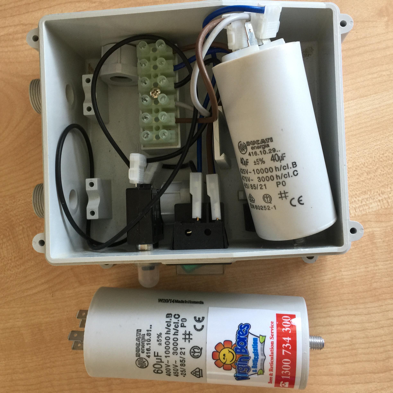 [DIAGRAM_38IU]  WS_4369] Figure 734 Capacitor Start Motor Winding Circuit Troubleshooting  Download Diagram | Well Pump Capacitor Wiring Diagram |  | Iness Semec Mohammedshrine Librar Wiring 101
