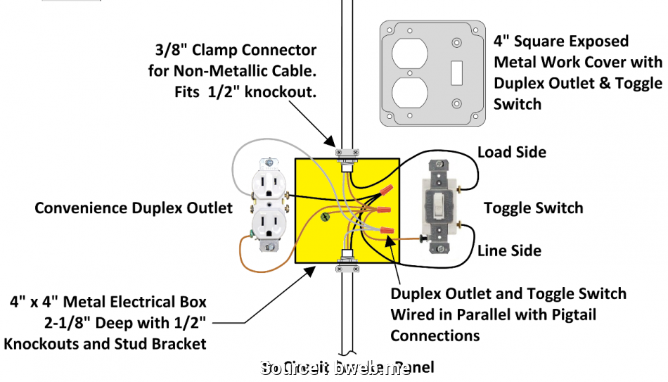 Ev 9707  Wiring A Light Outlet Download Diagram