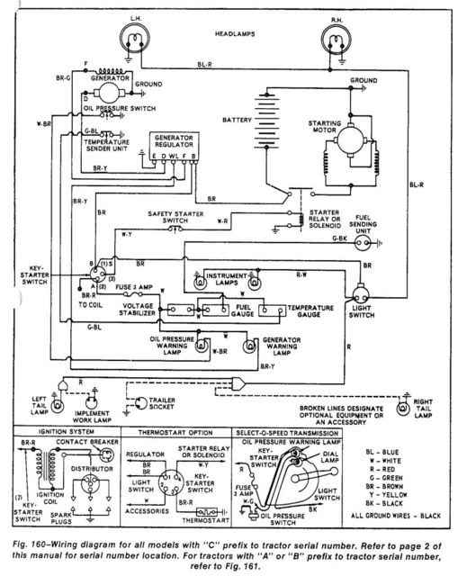 Super Ford 1210 Wiring Basic Electronics Wiring Diagram Wiring Cloud Faunaidewilluminateatxorg
