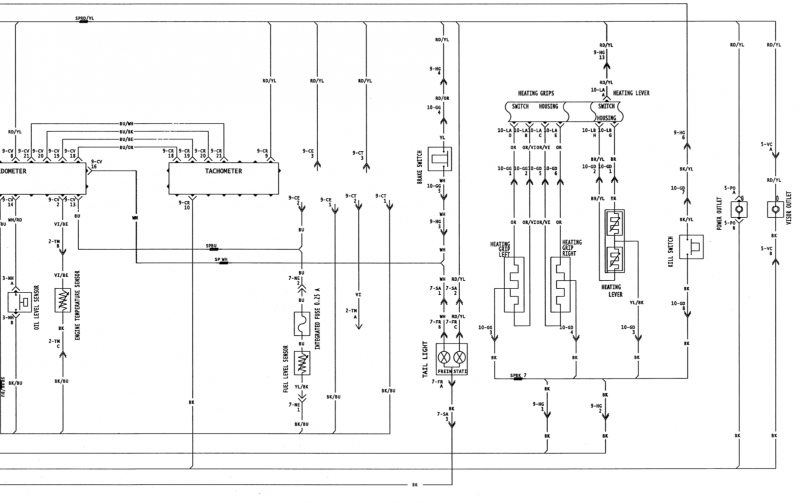 2003 Ski Doo Rev 600 Wiring Diagram