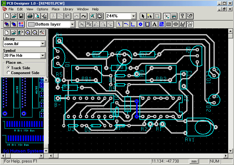 Ah 6410 Free Pictures Images And Photos Circuit Board Design Software Download Diagram