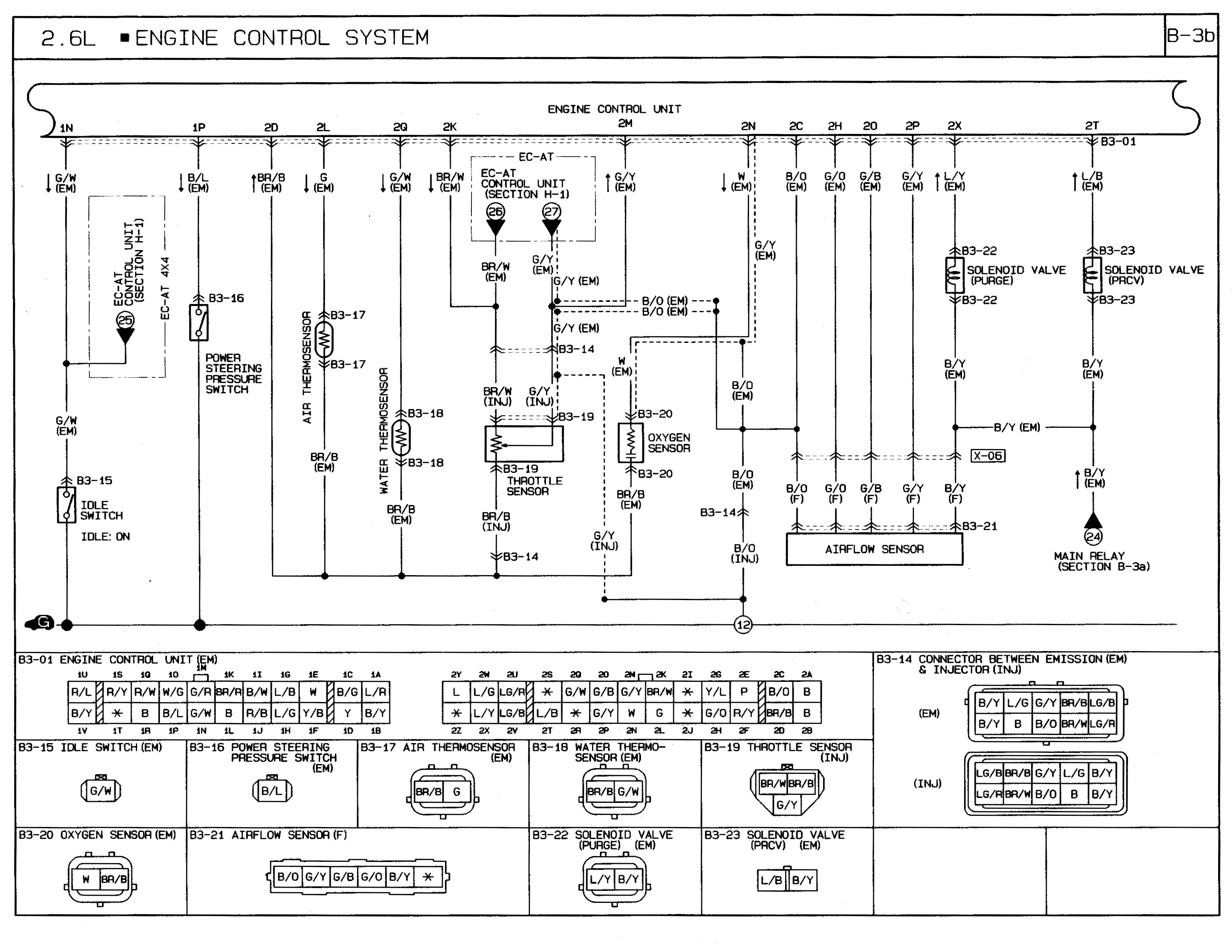 1997 mazda mx6 wiring schematic kc 7608  mazda wiring diagram schematic wiring  mazda wiring diagram schematic wiring