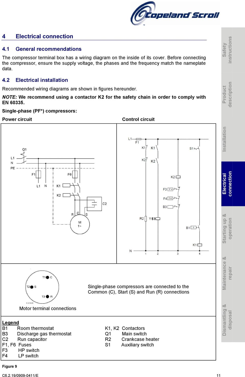 [SCHEMATICS_48EU]  BZ_7694] Wiring Diagram Along With Copeland Scroll Pressor Wiring Diagram | Scroll Compressor Wiring Diagram |  | Abole Xeira Mohammedshrine Librar Wiring 101