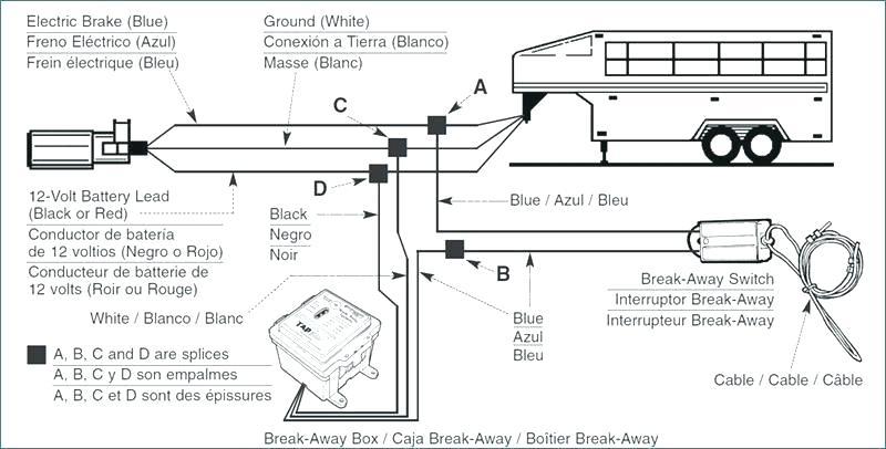 St 4939 Electric Trailer Brakes Breakaway Wiring Diagram Schematic Wiring