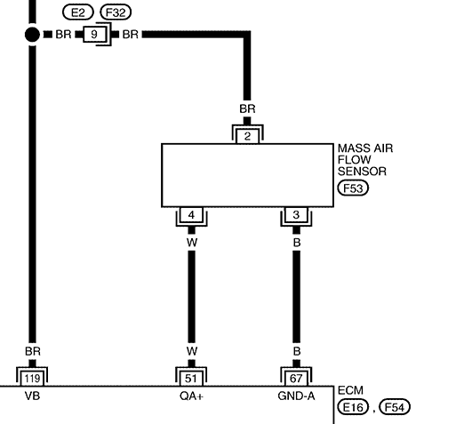 Pleasing 3 Wire Wiring Diagram Mass Air Flow Basic Electronics Wiring Diagram Wiring Cloud Staixaidewilluminateatxorg