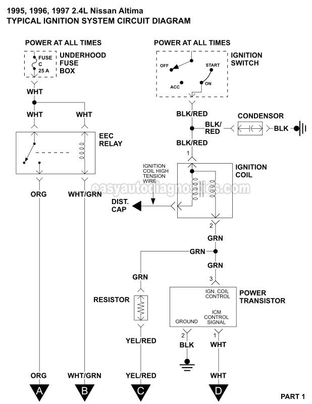 LE_0164] 1997 Nissan Sentra Fuse Box Diagram On Nissan Altima Wiring  Diagram Wiring Diagram   Wiring Diagram For 1996 Nissan 200sx      Semec Nekout Expe Nnigh Benkeme Mohammedshrine Librar Wiring 101