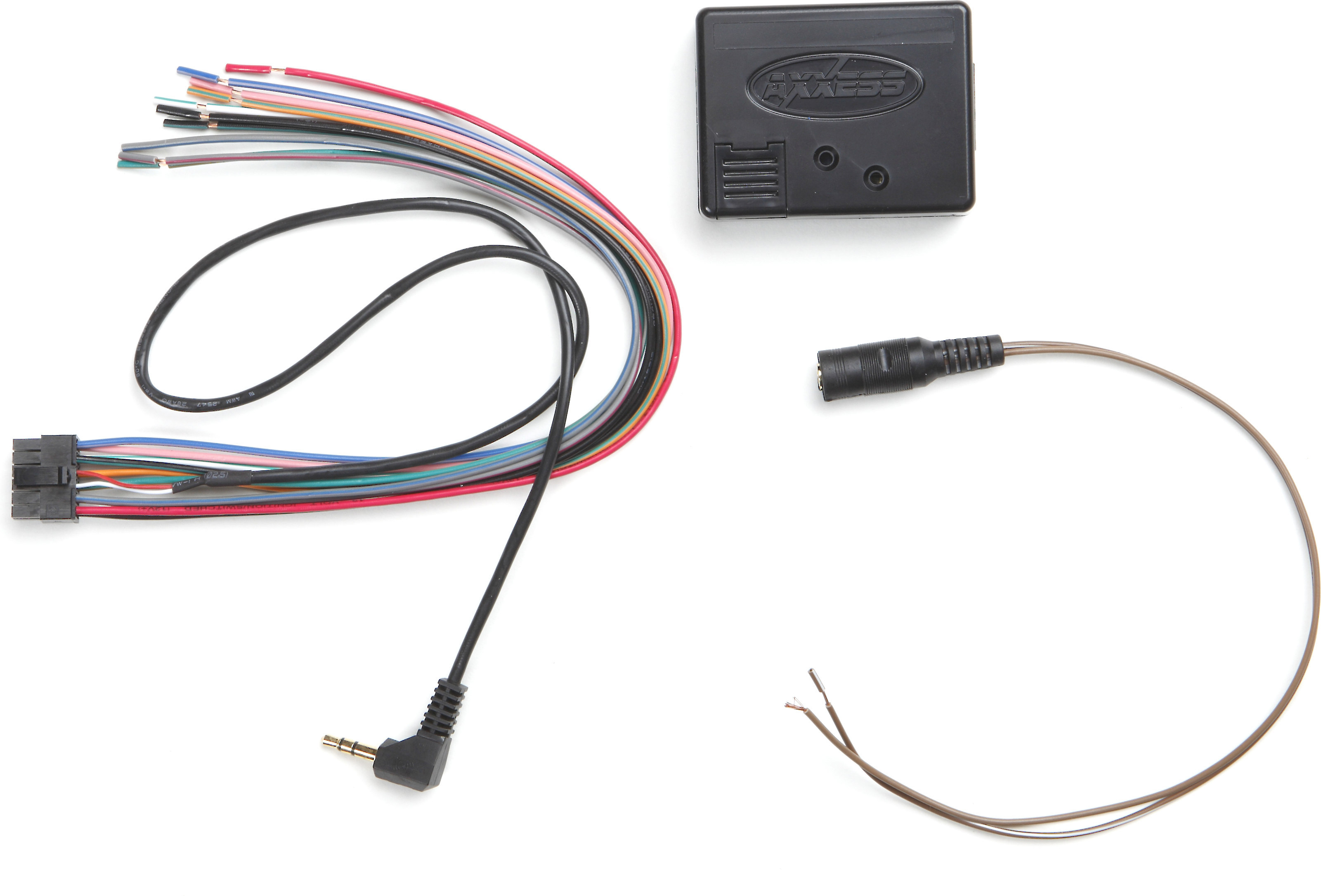 Marvelous Axxess Aswc 1 Steering Wheel Control Adapter Connects Your Cars Wiring Cloud Monangrecoveryedborg