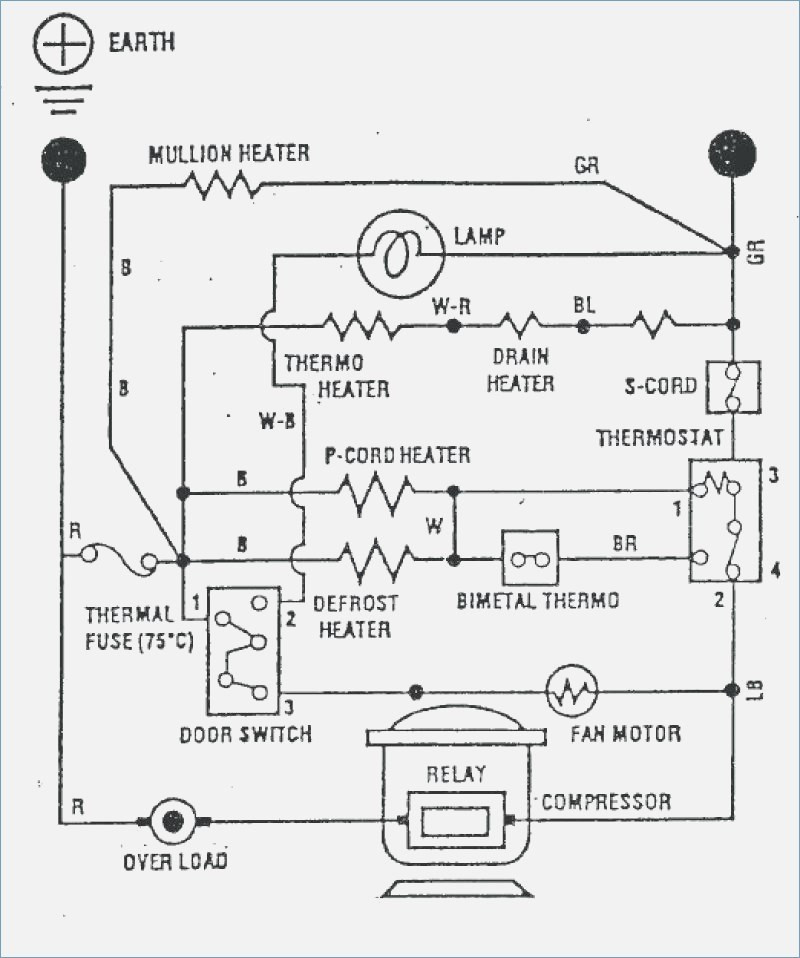 Wiring Diagram Of Whirlpool Refrigerator - Volvo Wiring Diagrams Download |  Bege Wiring Diagram | Whirlpool Refrigerator Schematic Diagram |  | Bege Wiring Diagram