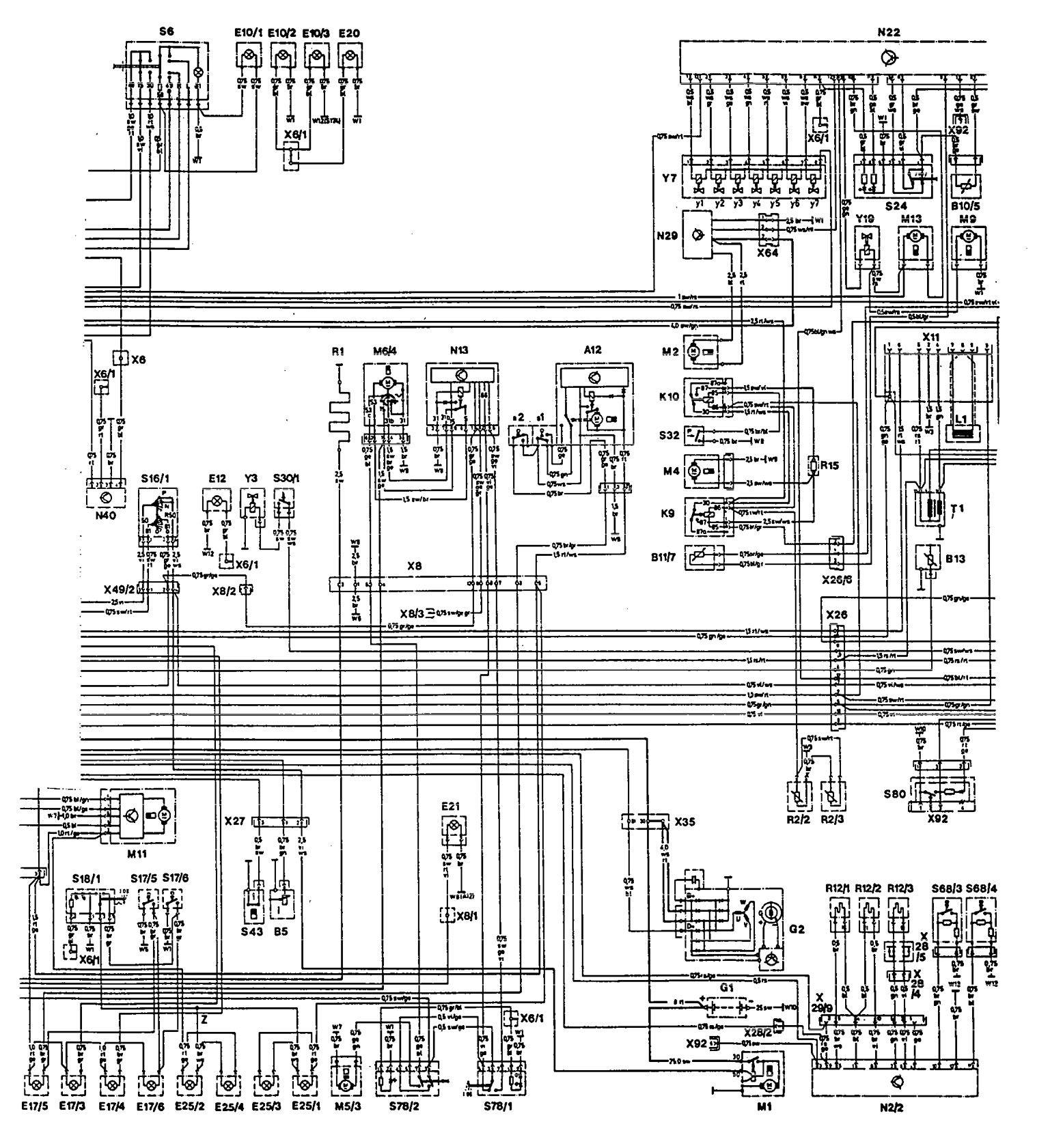 Gl 3405 Gl1500 Headset Wiring Diagram Schematic Wiring