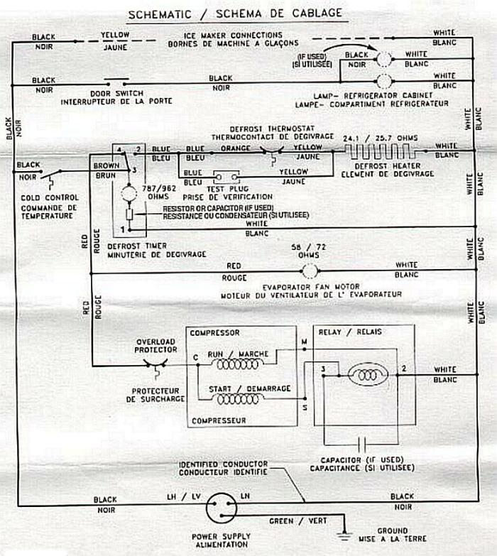 Kitchenaid Dryer Wiring Diagram