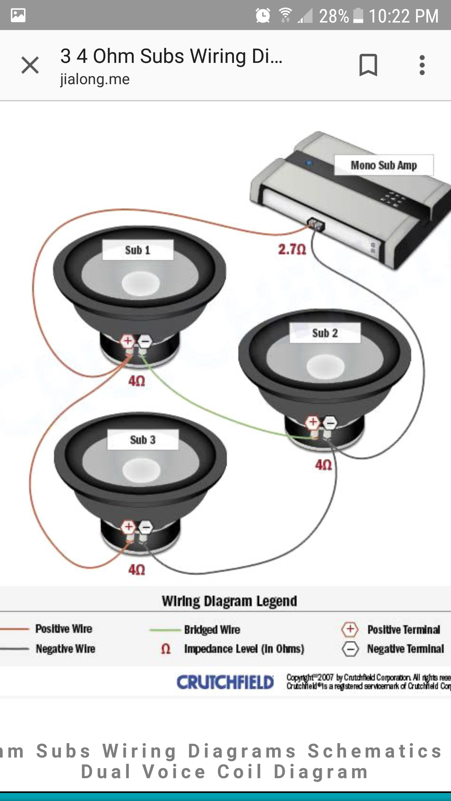 ☑ 1 Ohm Wiring Subwoofer Diagrams 3 Subs HD Quality ☑ list-diagram .lesflaneurs.itDiagram Database