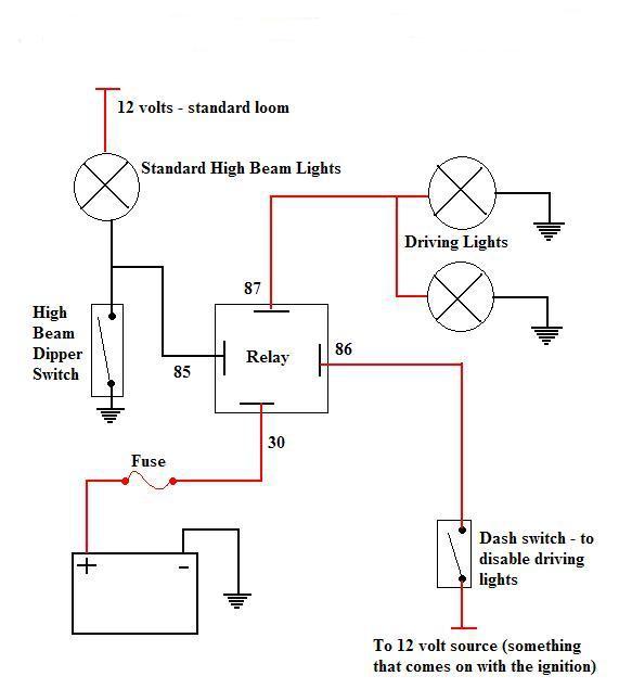 [DIAGRAM_1CA]  OK_9438] Driving Light Wiring Diagram On Pilot Fog Light Relay Wiring  Diagram | 12 Volt Fog Lamp Wiring Diagram |  | Bupi Dimet Perm Bios Bdel Sputa Salv Mohammedshrine Librar Wiring 101